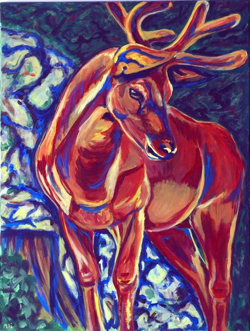 Prins of the deer